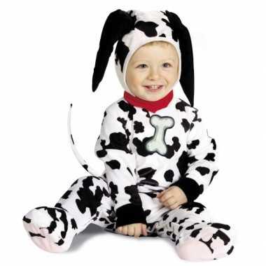 Dalmatiers kostuum voor baby's