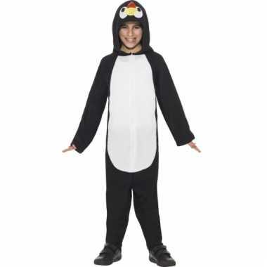 Pinguin onesie voor kids