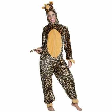 Verkleedpak giraffe voor kinderen