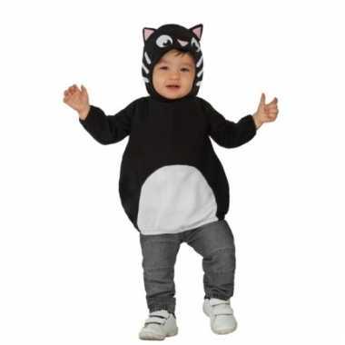 Verkleedpak kat voor peuters