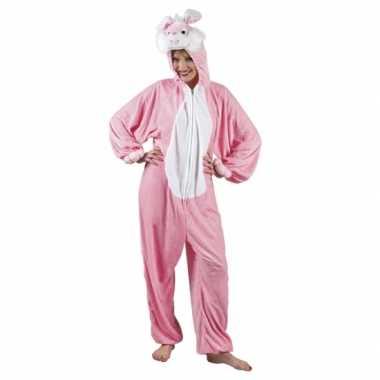 Verkleedpak konijn voor dames