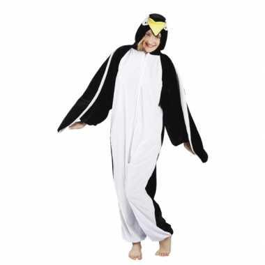 Verkleedpak pinguin voor dames
