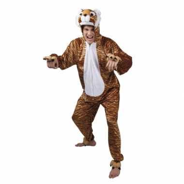 Verkleedpak tijger voor heren