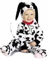 Dalmatiers kostuum voor baby s