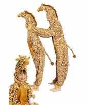 Verkleedpak giraffe voor kinderen 10079046